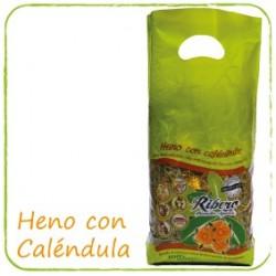 HENO CON CALÉNDULA