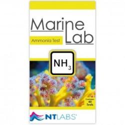 Test de análisis de amoniaco MarineLab de NTLABS