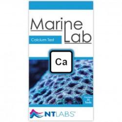 Test de análisis de calcio MarineLab de NTLABS