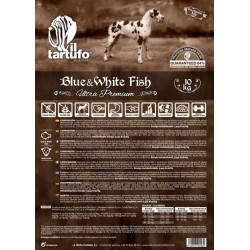 IL TARTUFO BLUE & WHITE FISH