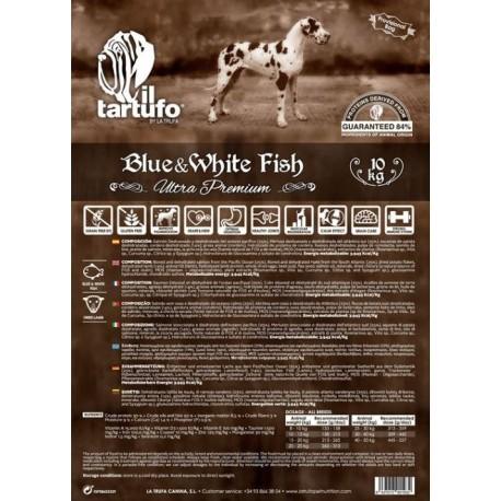 IL TARTUFO BLUE & WHITE FISH