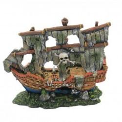 Ornamento Galeón Pirata