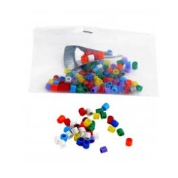 Anillas de plastico 3 mm (100 unds)