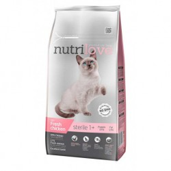 NUTRILOVE CAT STERILE CHICKEN