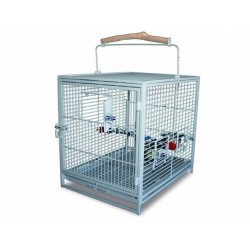 Travel Cage platinium