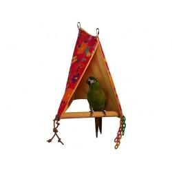 Peekaboo Perch Tent large