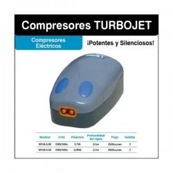 Compresor Turbo-jet 2 salidas