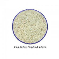 Arena de  Coral  1,5mm - 3mm