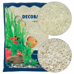 Grava de Coral 4mm - 6mm