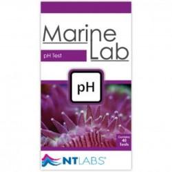 Test de análisis de pH MarineLab de NTLABS