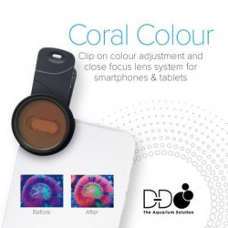 CORAL COLOUR LENS D-D The Aquarium Solution