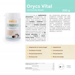 OrycsVital Immunity Boost