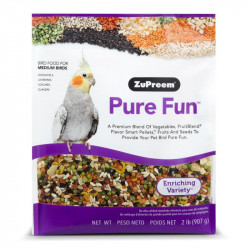 Pure Fun Medium Birds 900 gr