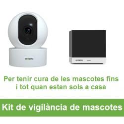 Kit de vigilancia y cuidado para mascotas