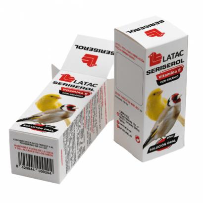 Latac Seriserol (Vitamina E...