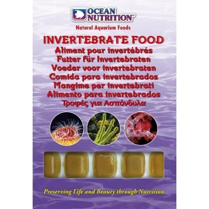Comida para Invertebrados...