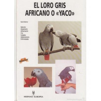 El loro gris africano o...